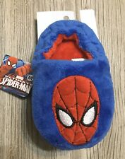 BLACK PANTHER MARVEL AVENGERS Boys House Slippers NWT Toddler/'s Size 7//8 or 9//10