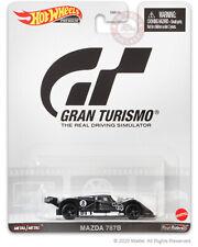 Hot Wheels Premium 2020 Entertainment Gran Turismo MAZDA 787b