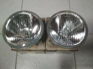 BMW E24 headlights high beams L+R !NEW! GENUINE 63121385461 63121385462