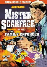 Mister Scarface (1976) / The Family Enforcer (1976) (Mafia Double NEW DVD
