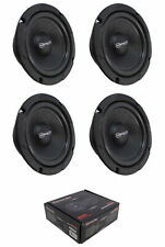 "4 x 5"" Sealed Back Midrange Speaker 800W 8 Ohm Pro Car Audio American Bass SQ 5C"
