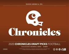 GREEN BAY PACKERS 2020 Chronicles Draft Picks Football 4Box Break #2