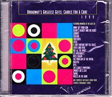 Broadway's Greatest Gifts: Carols for a Cure 1999 by Various Artists (CD,...