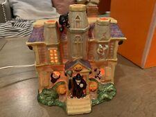 Prettique Designs Haunted Mansion 1991 Halloween Village Building