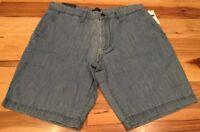 Gap Men's Size 30 Lightweight Denim Shorts. Gap Khakis (Lived In Shorts). NWT