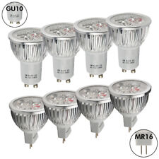 10x GU10 / MR16 6W LED Spotlight Spot Bulb Warm Day White Light Energy Save Lamp