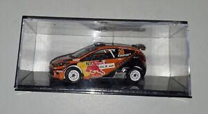Ford fiesta S2000 Jari Ketomaa Rally Portugal 2010 S-WRC Winner 1/43rd IXO WRC