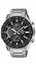 Casio Edifice Solar chronograph steel watch EFS-S540DB-1AVUEF