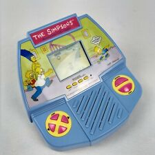 New ListingThe Simpsons Vintage Handheld Lcd Video Game Tiger Electronics 1990