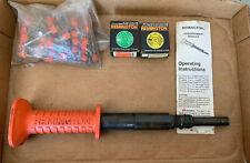 Remington 476 Powder Actuated Hammer Fastner & Nails