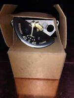 NOS OEM Genuine MoPar Ammeter Gauge 1949 Plymouth Deluxe Special Deluxe 1302620