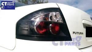 Black Altezza Ford Falcon FPV Fairmont BA BF XR6 XR8 Sedan Tail Lights