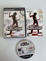 Dance Dance Revolution SuperNova (Sony PlayStation 2, 2006) PS2 Complete Tested