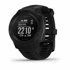 Garmin Instinct Tactical Edition GPS Fitness Tracker Watch (Black) 010-02064-70