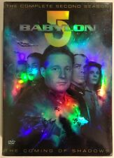 BABYLON 5 - Complete Second Season - MINT NEW SEALED DVDS!!