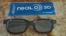 Real D Passive 3D Glasses