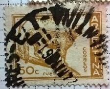 Argentina stamps - Puma (Felis Concolor) 50 centavo 1960