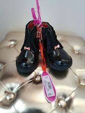 Baby Girls Ted Baker Black Patent  Boots /Shoes.Size 5 / 22. £40.00. Bnwt