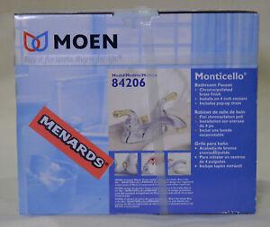 New Old Stock Moen Monticello Bathroom Faucet Model 84206