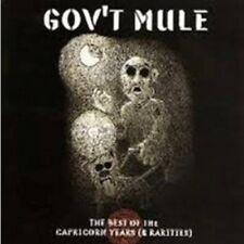 GOV'T MULE - BEST OF THE CAPRICORN YEARS  2 CD  BLUES ROCK/HARD ROCK  NEW!