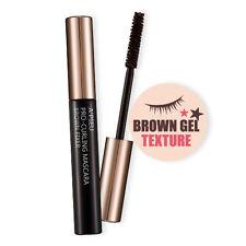 [A'PIEU] Pro-Curling Brown Fixer Mascara 3.5g / Natural Brown Color Gel Texture
