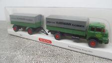 Wiking H0 Pritschenlastzug Krupp 806 Spedition Murrmann 048601 Neu OVP