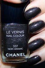 Chanel Le Vernis Nail Colour 337 Noir Ceramic US version