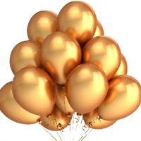 100 ST Luftballons Latex Ballons Hochzeits Kindergeburtstag Geburtstag Party Hot
