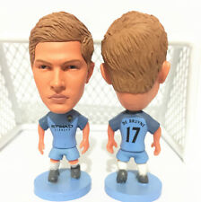 Figurine Football Soccerwe Foot MANCHESTER CITY DE BRUYNE NEUF / SOUS EMBALLAGE