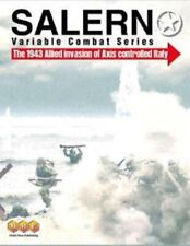 Salerno Variable Combat Series War Board Game Unpunched MMP Multi-man (2014) b11