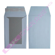 10 SMALL WHITE A6 C6 HARD BOARD BACKED SELF SEAL ENVELOPES MAILERS 114x162mm