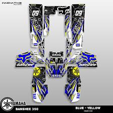 Yamaha Banshee 350 Decal Graphics Kit