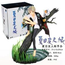 NEW Natsume Yuujinchou Natsume Takashi Painted PVC Figure Anime 3D Model Gift