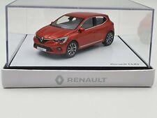 Miniatura coche Renault Clio V Naranja 1/43 Norev 7711782403