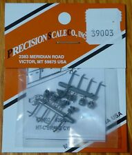 Precision Scale HO #39003 Cylinders w/Levers Late EMD (Plastic Parts)