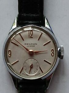 Vintage Renown Junior Watch
