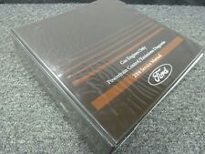 2004 Ford Ranger Powertrain Control Emissions Service Repair Manual XL XLT Edge