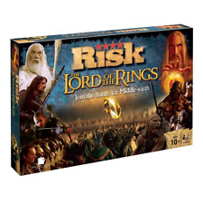 Lord of the Rings Risk Board Game NEW