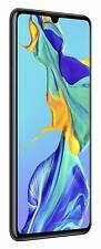 Huawei P30 128GB Dual-SIM 6,47 Zoll schwarz Smartphone ohne Simlock - NEU