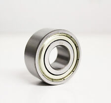 10x 3305 2Z TN (3305 ZZ) Schrägkugellager 25x62x25,4mm Industriequalität 3305Z