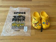 ⭐️New Authentic⭐️ Crocs x Justin Bieber with Drew Classic Croc Men's Size 5 - 13