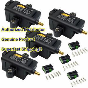 AEM 30-2853 High Output IGBT Inductive Smart Ignition Coil SET OF (4)