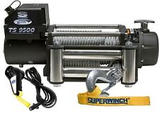 Superwinch Tiger Shark 9500 Winch 1595200 New Free Shipping