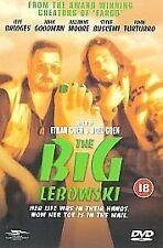 THE BIG LEBOWSKI DVD 1998 NEW AND SEALED REGION 2 BBFC 18 COEN BROS JEFF BRIDGES