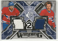2013 13-14 SPx Winning Combos #WCRS Larry Robinson/P.K. Subban SP Group B