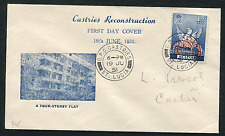 ST. LUCIA: (14885) A Four-Storey Flat/ cancel/cover