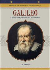 Galileo: Renaissance Scientist And Astronomer (Makers of the Middle Ages and Ren