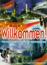Willkommen: Student's Book: a course in German for adult beginners,Paul Coggle