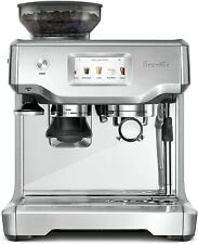 Breville BES880BSS The Barista Touch Espresso Machine, Stainless Steel  Built In