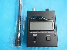 Aceco SC-1PLUS hand-held radio frequency counter